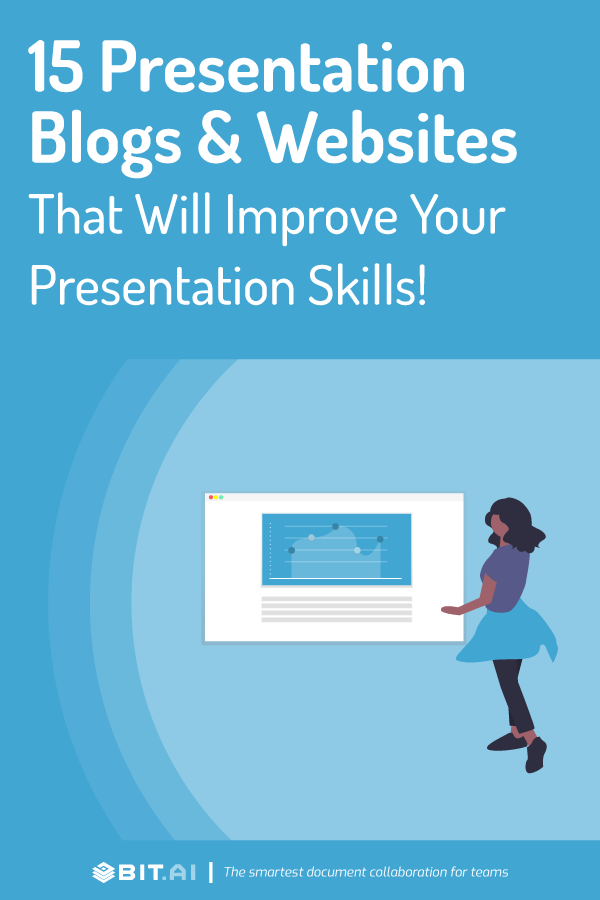 Presentation blogs and websites - Pinterest