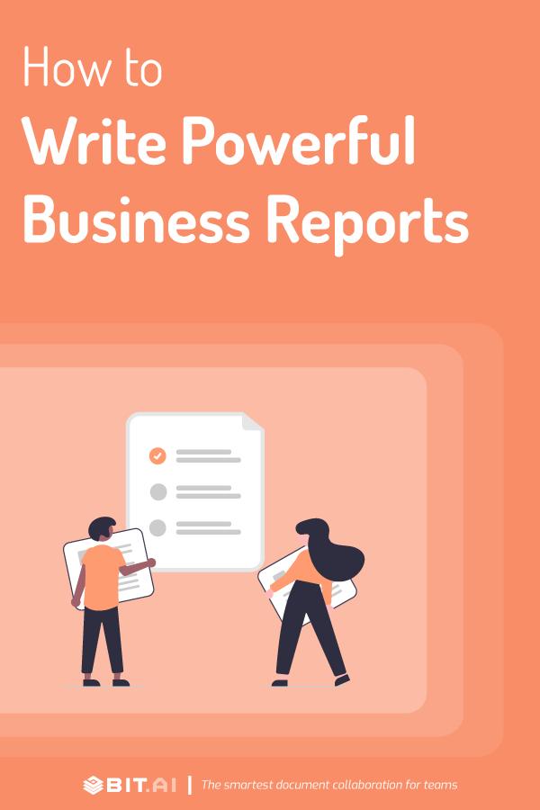 Business report - pinterest