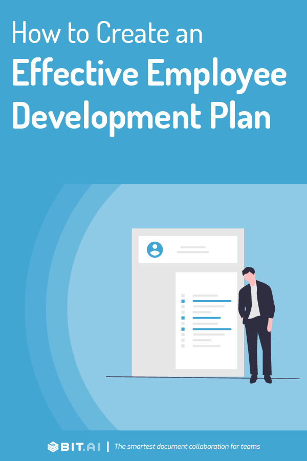 Employee development plan - Pinterest