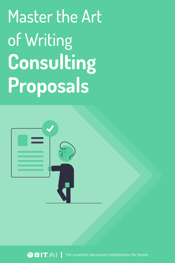 Consulting proposal - Pinterest