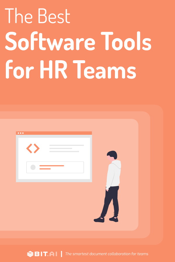 Hr software and tools - pinterest