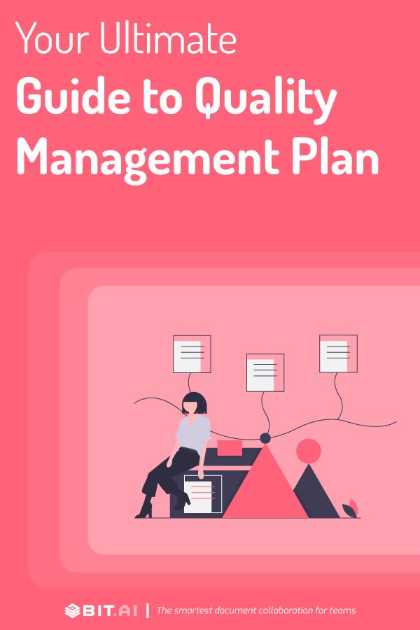 Quality management plan - Pinterest