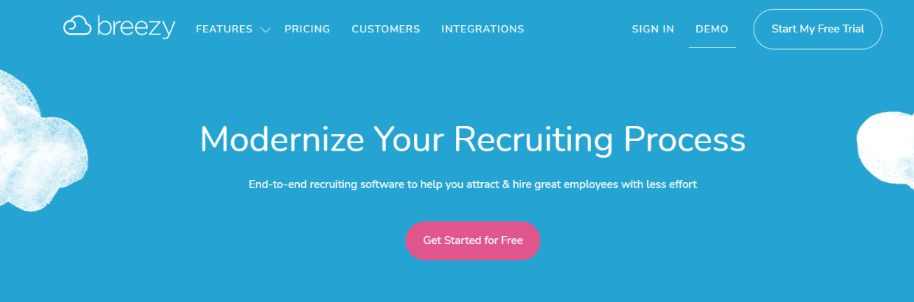 Breezy hr: HR Software and Tool