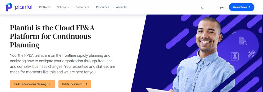 Planful: Reporting Tool and Software