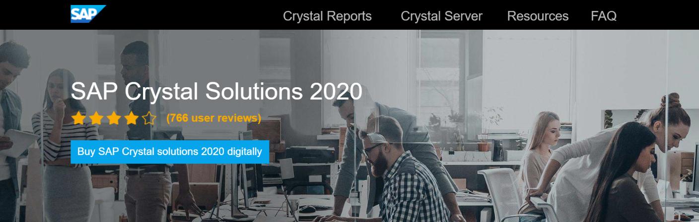 SAP Crystal Report: Reporting Tool