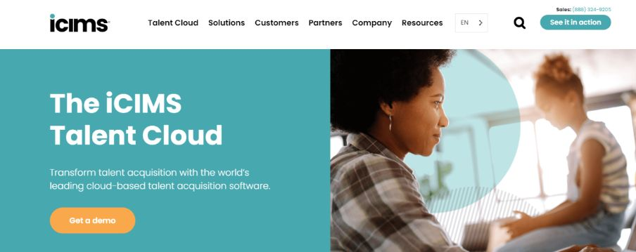 icims talent acquisition: HR Software and Tool