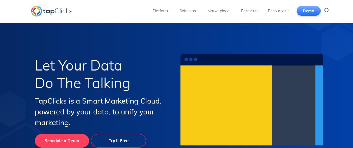 TapClick: Reporting Tool