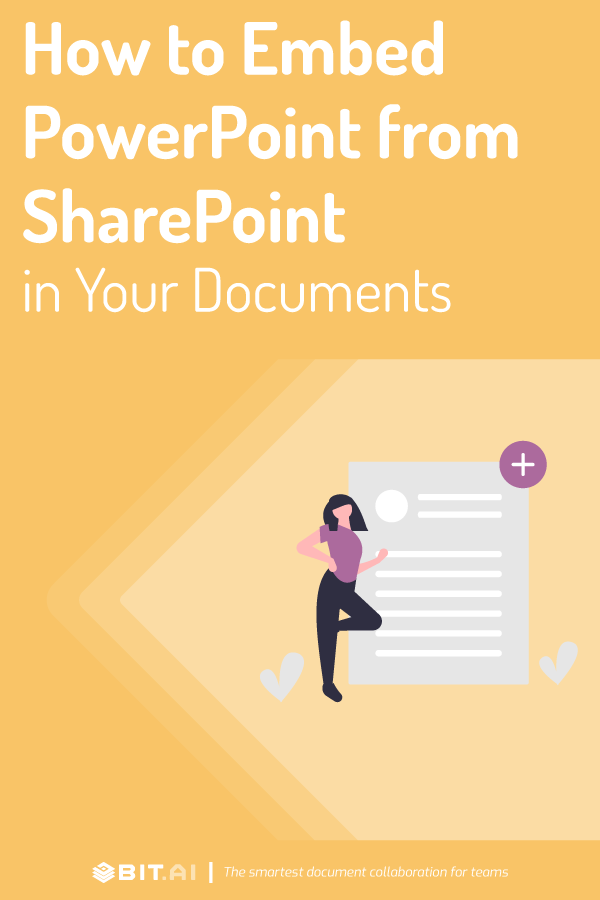 Embed sharepoint in documents - Pinterest