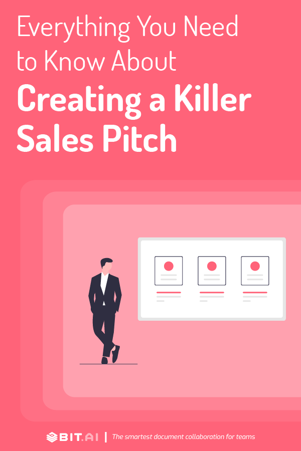 Sales pitch - pinterest