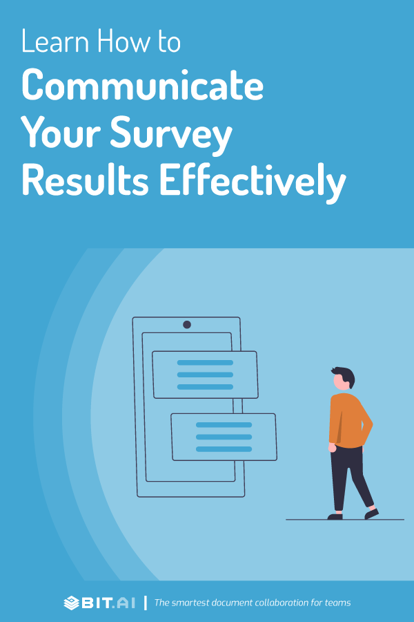Survey report - pinterest