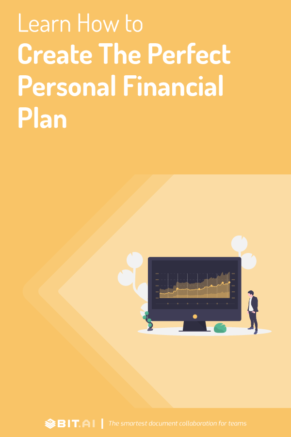Financial plan - Pinterest