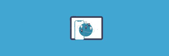 VPN at work - blog banner