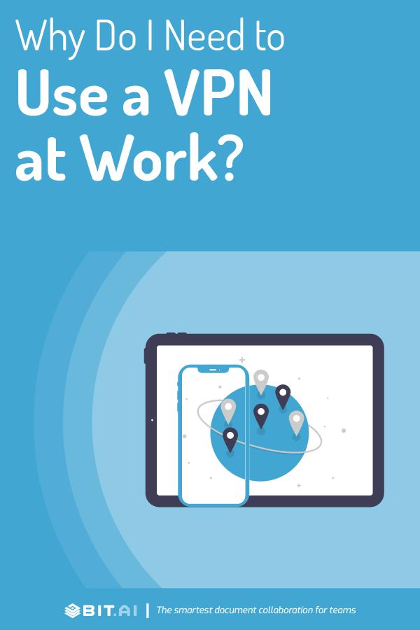 VPN at work - Pinterest