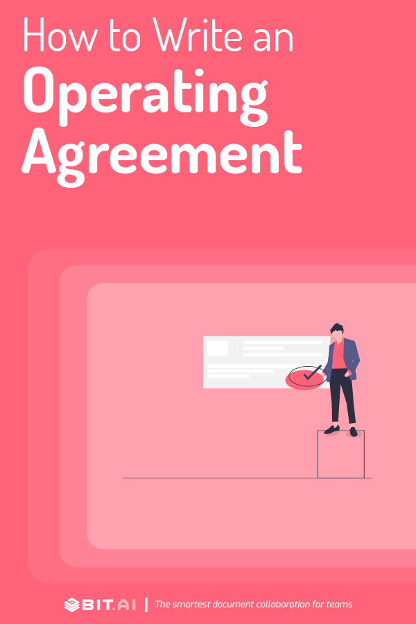 Operating agreement - pinterest