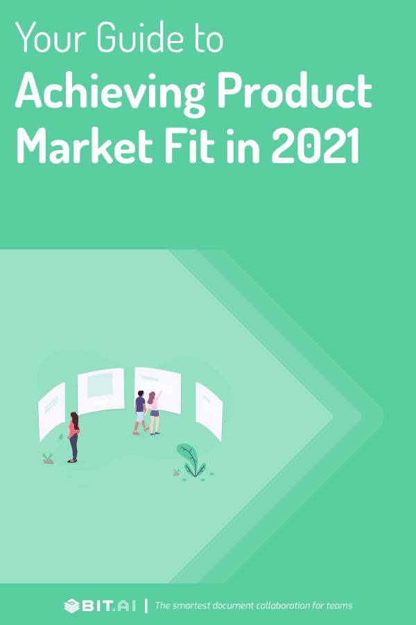 Product market fit - pinterest