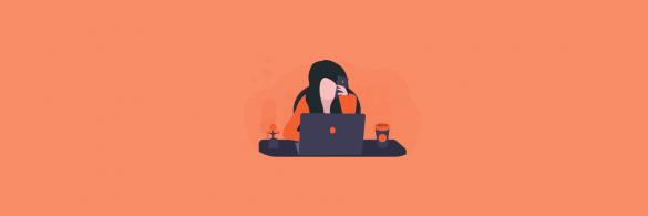 Remote work stats - blog banner
