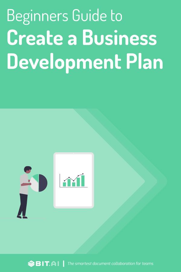 Business development plan - pinterest