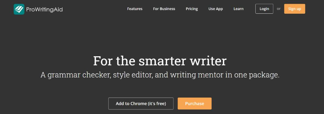 ProwritingAid: Grammarly Alternative and Competitor