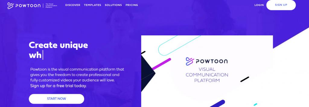Powtoon: Video presentation software
