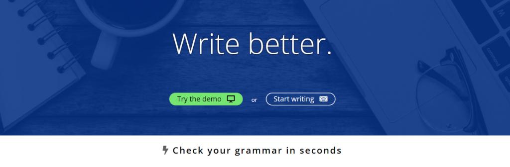 Slick Write: Grammarly Alternative and Competitor