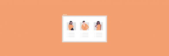 Team building skills - blog banner