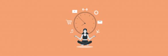 Time management strategies - blog banner