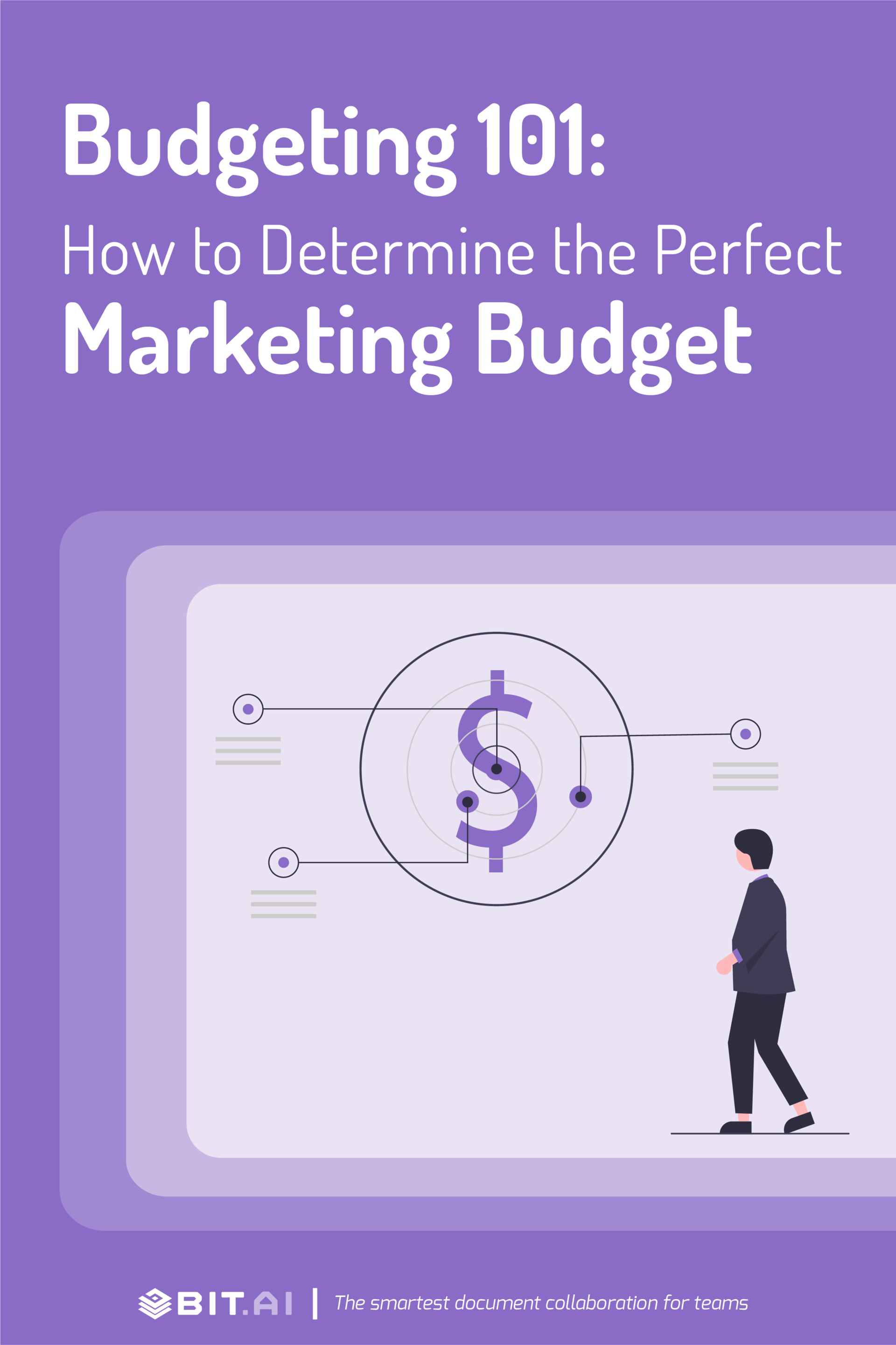 Marketing budget - pinterest
