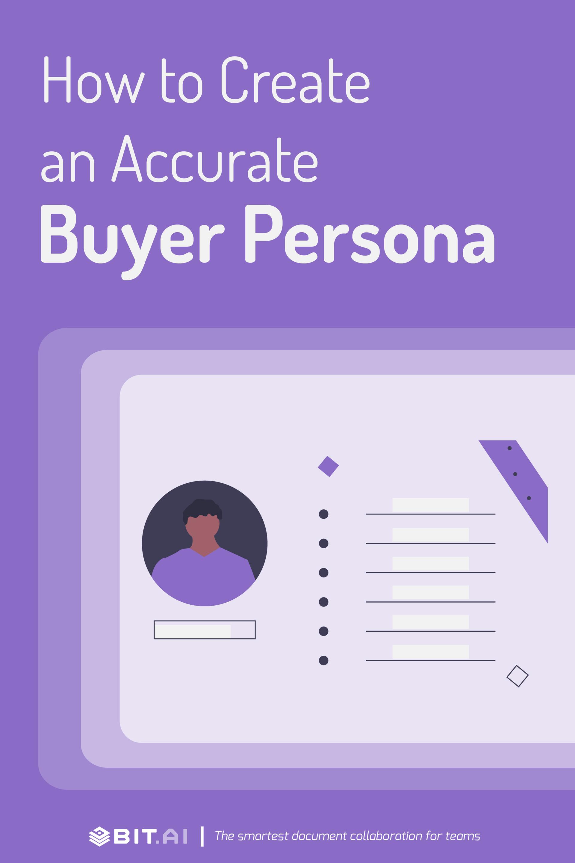 Buyer persona - Pinterest