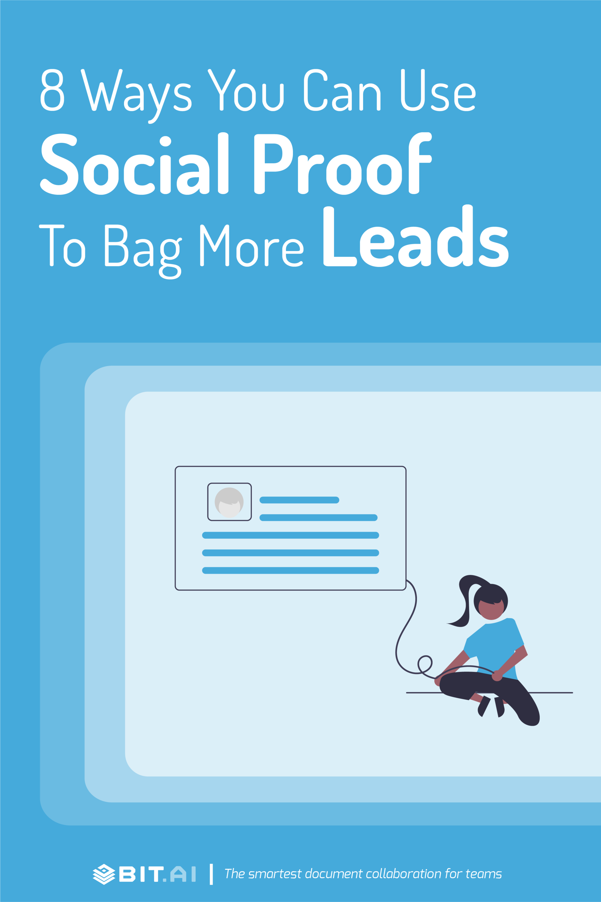 Social proof - pinterest