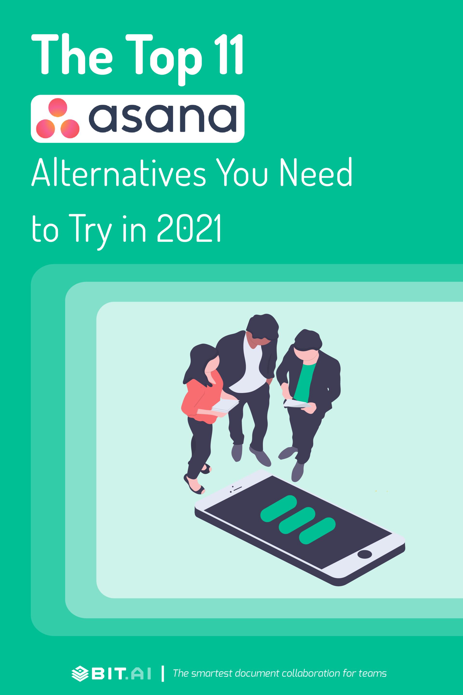 Asana alternatives and competitors - Pinterest