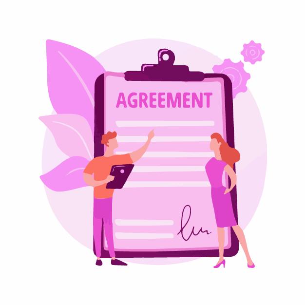 A shareholder agreement
