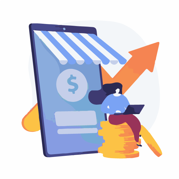 An online store to generate sales