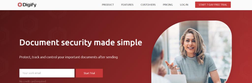 Digify: Virtual data room providers