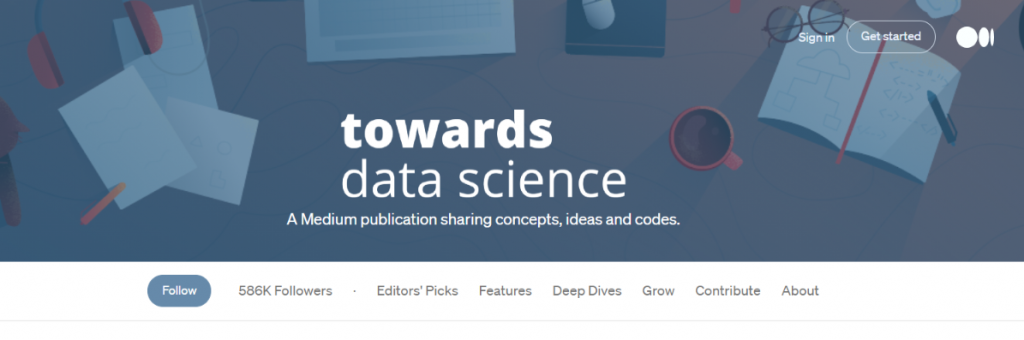 Towards Data Science: Resources to Learn Programming