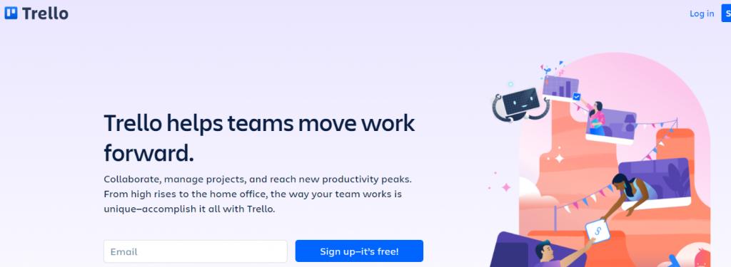 Trello: Asana alternative and competitor