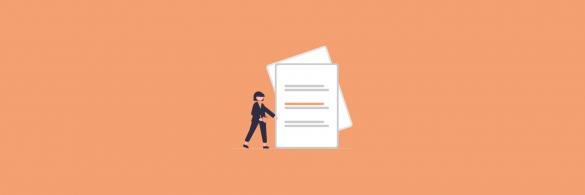 Sales resume - blog banner