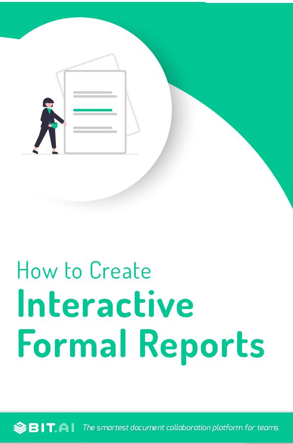 Formal reports - Pinterest