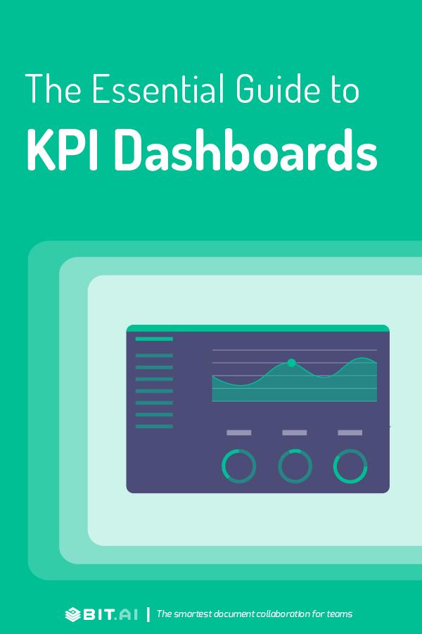 KPI Dashboards - Pinterest