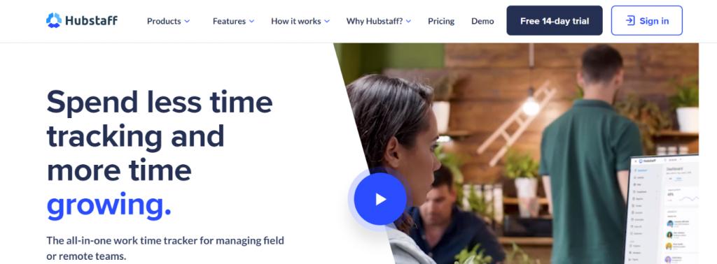 Hubstaff: Timesheet Software & Tool