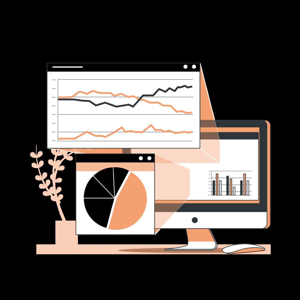 A marketing report analysis