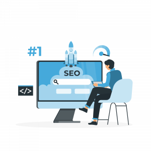 Marketing business with the help of seo
