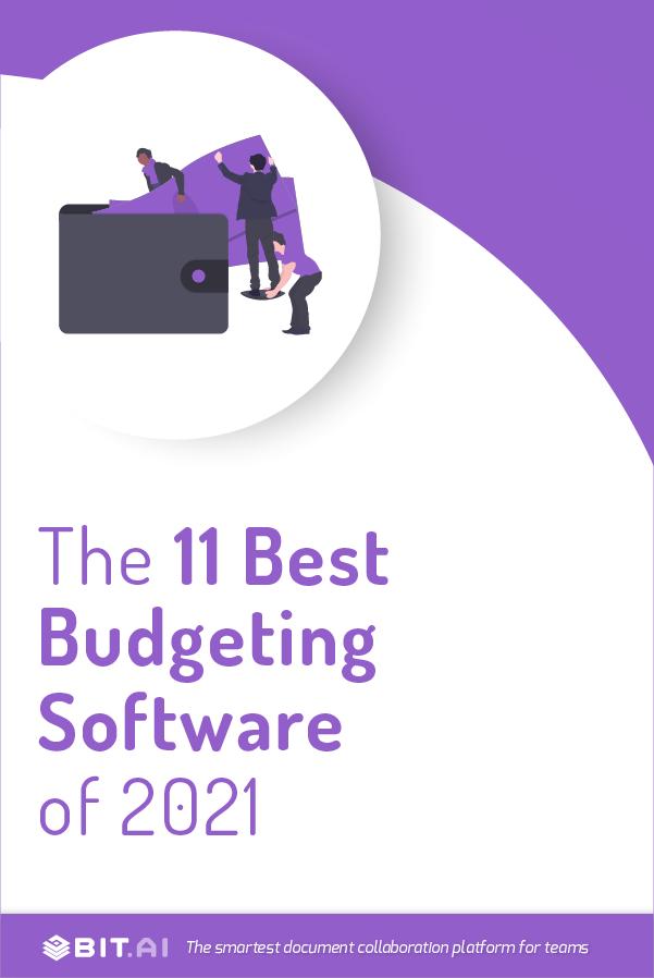 Budgeting software - Pinterest