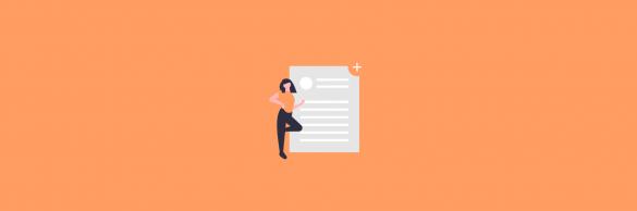 Business documents - blog banner