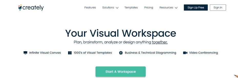 Creatoly: Flowchart software and tool