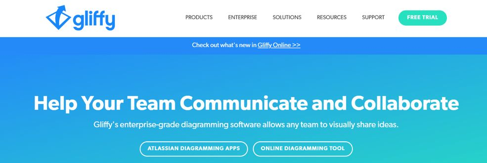 Gliffy: Flowchart software and tool