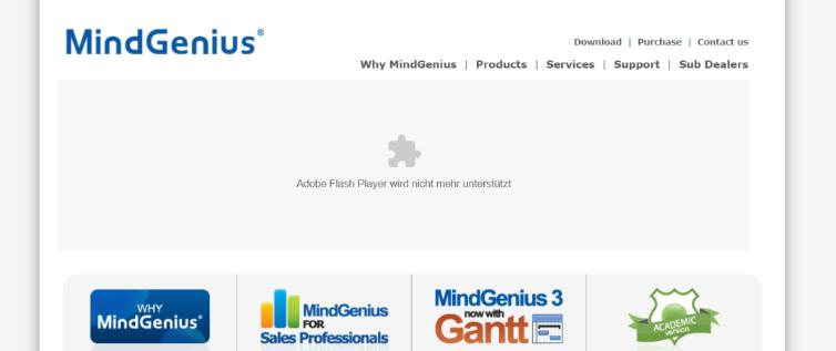 Mind genious: Mind mapping software and tool