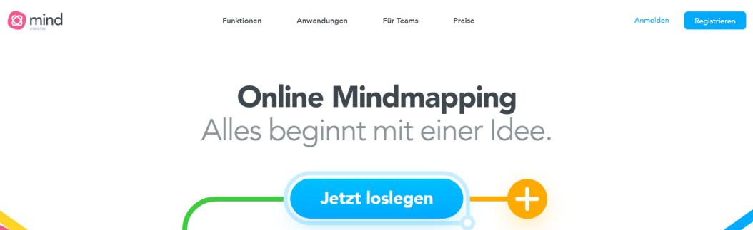 Mind meister: Mind mapping software and tool