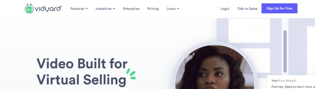 Vidyard: Video hosting site