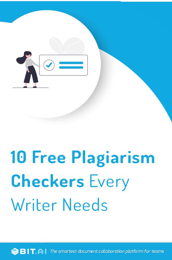 Plagiarism checkers - pinterest