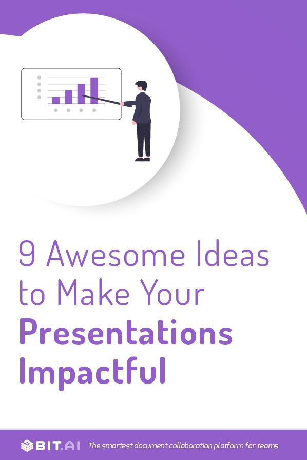 Presentation ideas - Pinterest